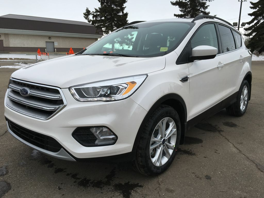 new 2017 ford escape se 4 door sport utility in edmonton 17sc1330 freedom ford. Black Bedroom Furniture Sets. Home Design Ideas