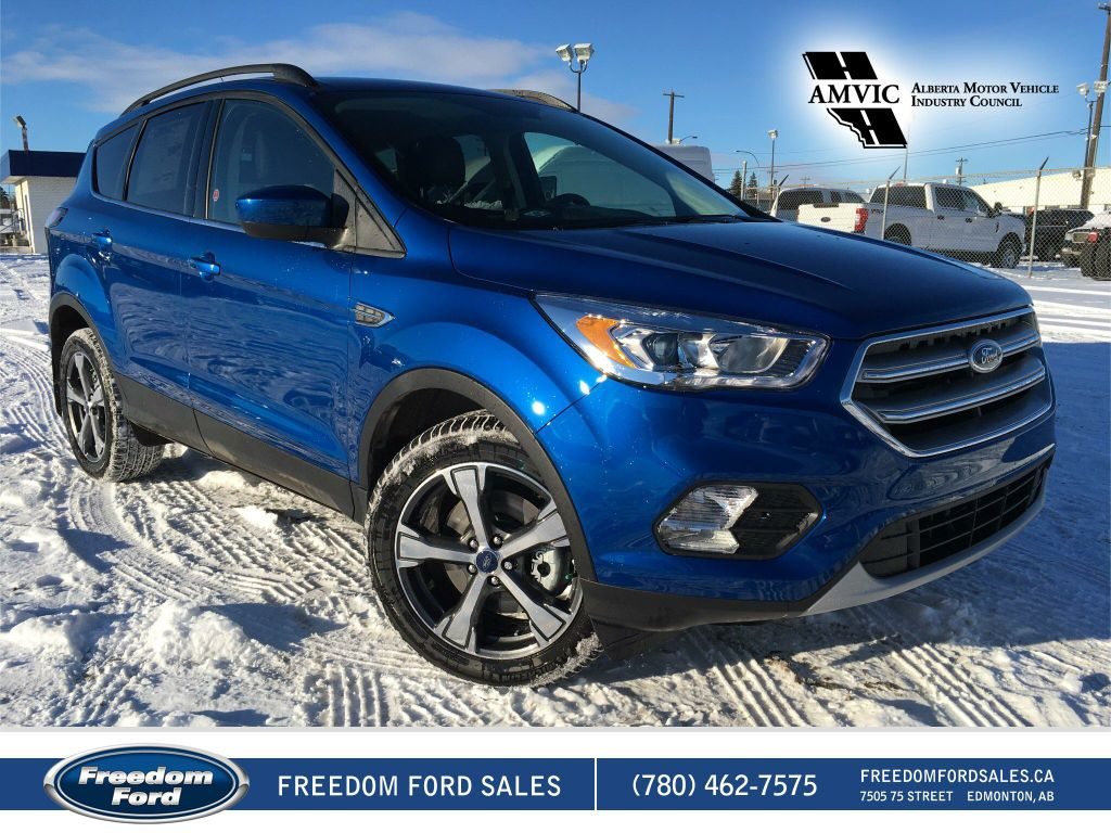 new 2017 ford escape se 4 door sport utility in edmonton 17sc6891 freedom ford. Black Bedroom Furniture Sets. Home Design Ideas