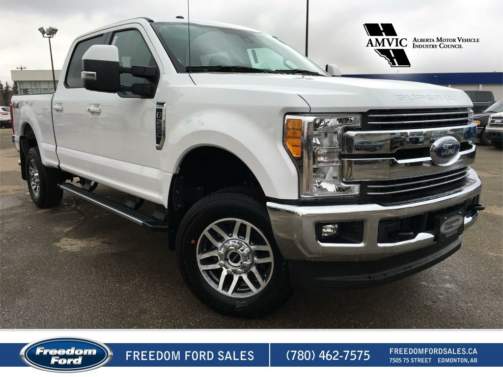 new 2017 ford super duty f 250 srw lariat 4 door pickup in. Black Bedroom Furniture Sets. Home Design Ideas