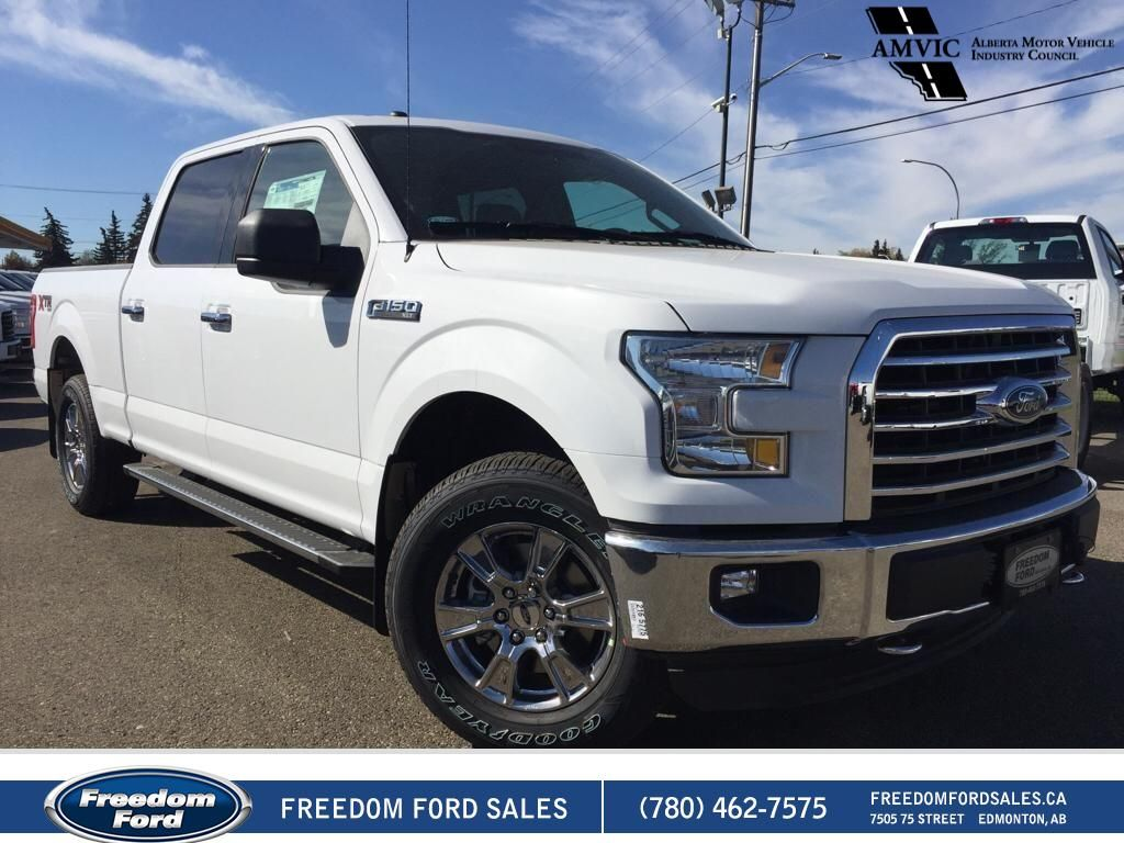 Ford F-150 XLT 4 Door Pickup in Edmonton #16LT1046A | Freedom Ford