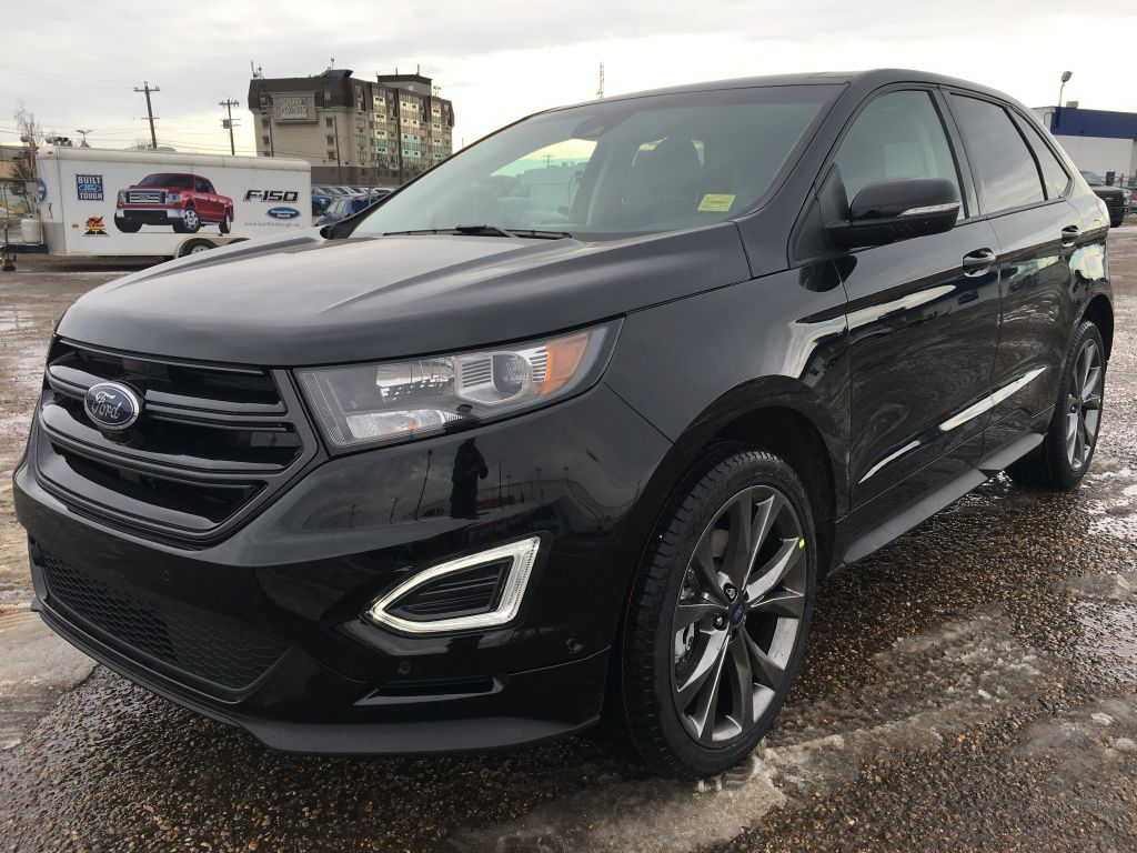 new 2017 ford edge sport 4 door sport utility in edmonton 17ed8548 freedom ford. Black Bedroom Furniture Sets. Home Design Ideas