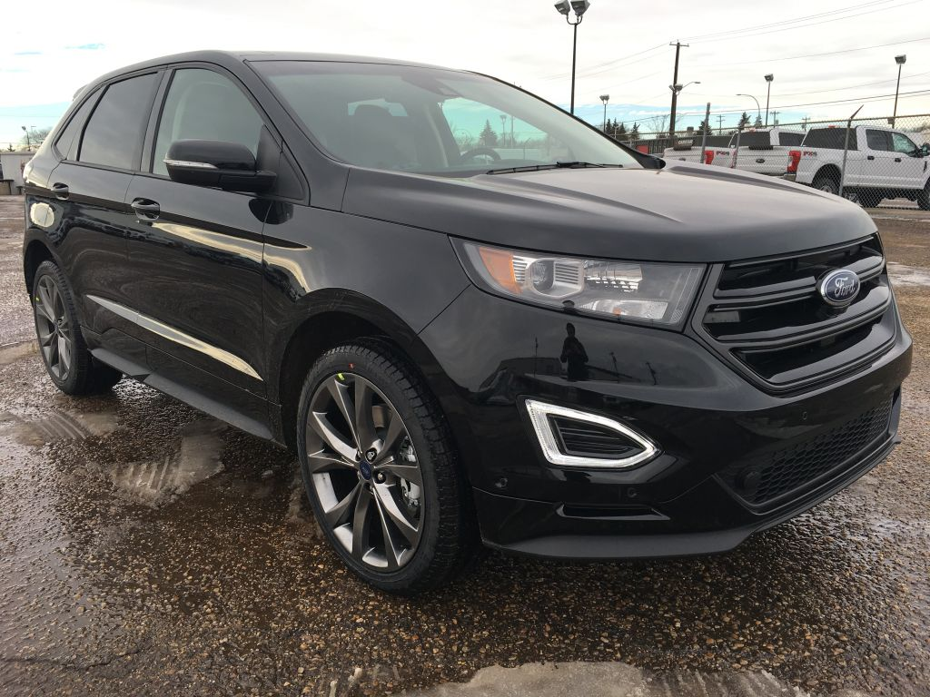 Ford Dealership Edmonton >> New 2017 Ford Edge Sport 4 Door Sport Utility in Edmonton #17ED8548 | Freedom Ford