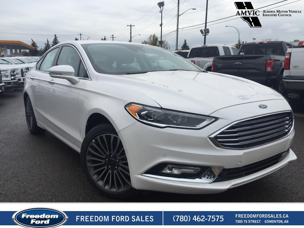 new 2017 ford fusion se 4 door car in edmonton 17fn5391 freedom ford. Black Bedroom Furniture Sets. Home Design Ideas