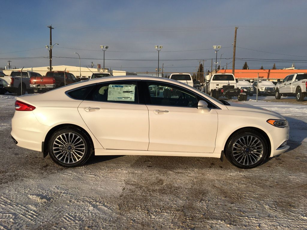 2017 Ford Fusion SE 4 Door Car in Edmonton #17FN2335 | Freedom Ford ...